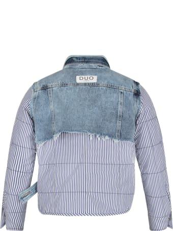 Natasha Zinko Denim Jacket For Boy