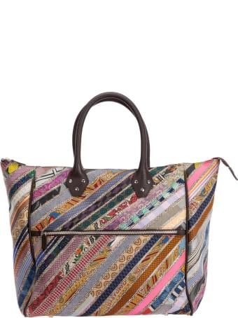 Carmina Campus Teddy Scarf Handbags