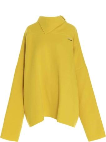 Raf Simons 'big Long Sleeve' Sweater