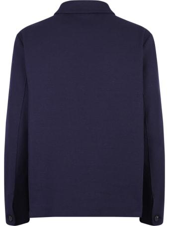 Harris Wharf London Blue Shirt