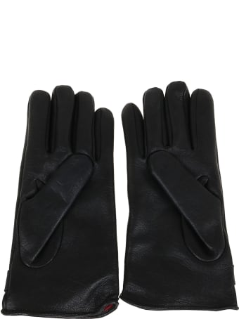 Alexander McQueen Gloves New Biker