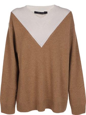 Sofie d'Hoore Collar V Neck Sweater
