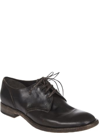 Shoto Brown Derby Shoes