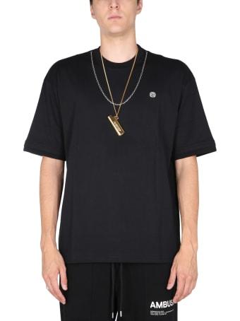 AMBUSH T-shirt With Iconic Chain