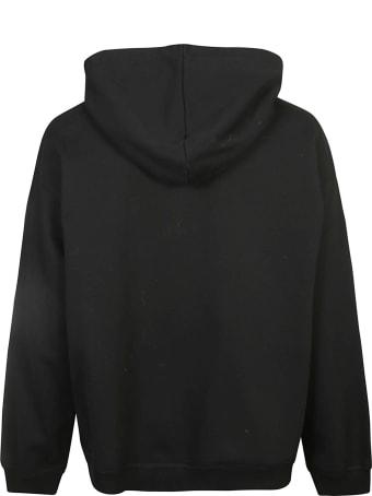 Valentino Left Chest Logo Hoodie