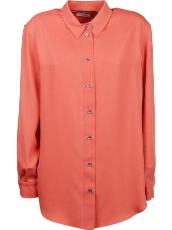Calvin Klein Collection Camicia Ls Piping