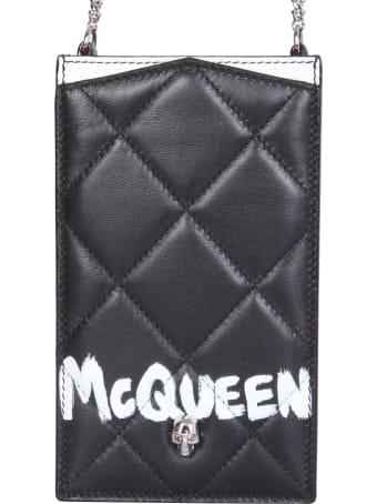 Alexander McQueen Skull Phone Case