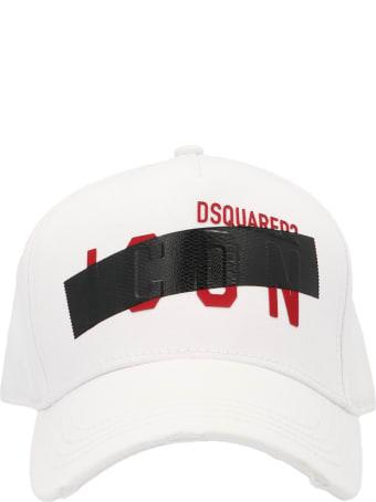 Dsquared2 'be Icon' Cap