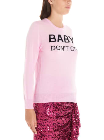 Nervure 'baby Don't Cry' Sweater