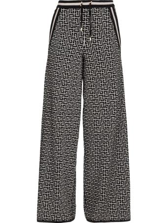Balmain Monogram Trouser