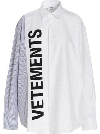 VETEMENTS Shirt