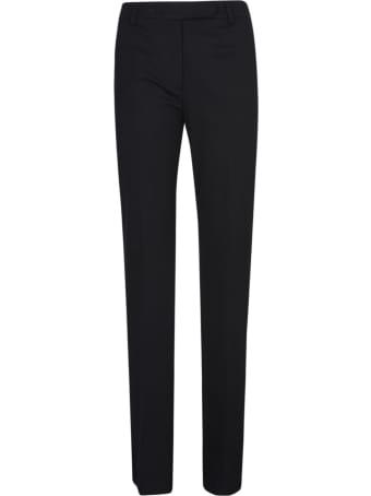 True Royal Slim Fit Plain Trousers