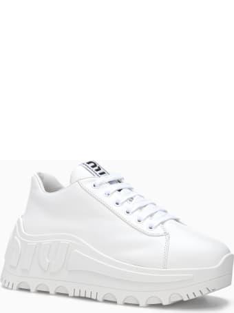 Miu Miu Run Sneakers