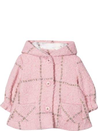 Monnalisa Newborn Duffle Coat