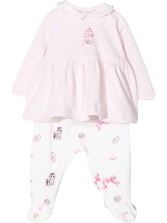 Monnalisa Newborn Outfit