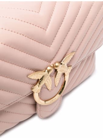 Pinko Love Lady Puff V Quilt 2 Cl