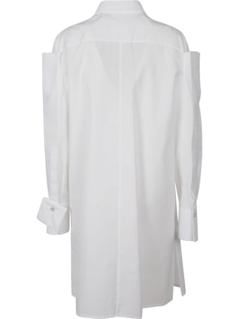 Givenchy Zipped Front Shirt Dress
