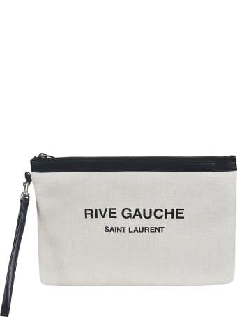 Saint Laurent RIVE GAUCHE Clutch