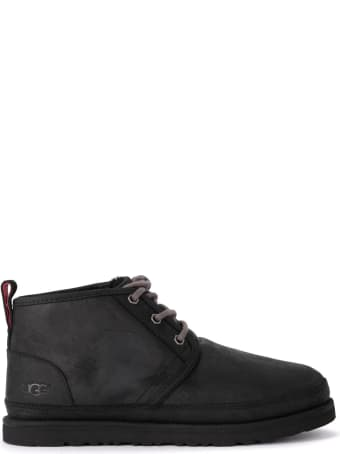 UGG Neumel Leather Ankle Boots
