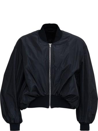Noir Kei Ninomiya Taffeta Bomber Jacket