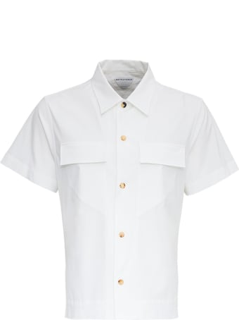 Bottega Veneta Cotton Poplin Shirt