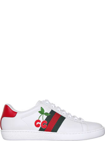 Gucci Ace With Cherries
