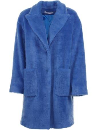 Kaos Bluette Wool Coat