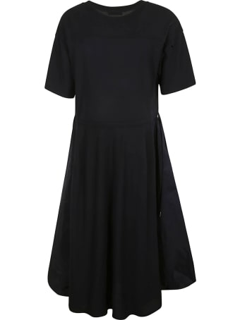 Moncler Chest Logo Dress