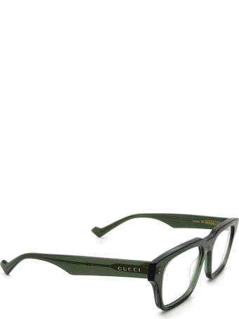 Gucci Gucci Gg0963o Green Glasses