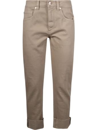 Brunello Cucinelli Straight Leg 5 Pockets Jeans