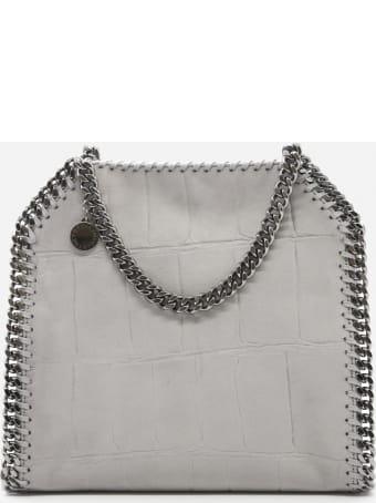 Stella McCartney Falabella Small Croc-effect Tote Bag