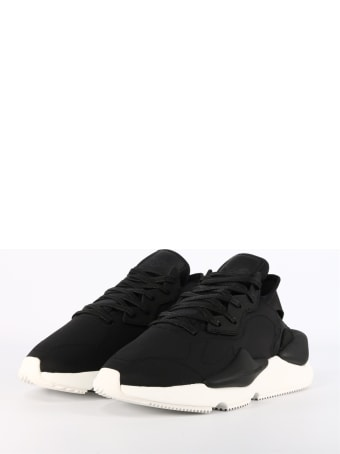 Y-3 Black Kaiwa Sneaker