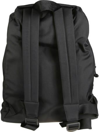 Balenciaga Logo Patched Backpack