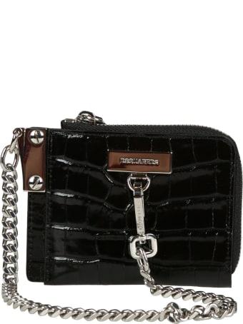 Dsquared2 Chain Strap Shoulder Bag