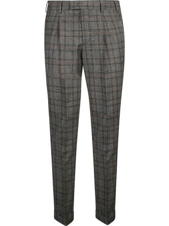 PT01 Tartan Trousers