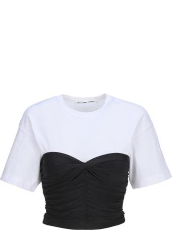 T by Alexander Wang Bustier T-shirt