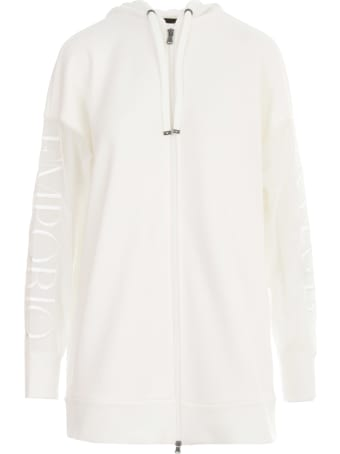 Emporio Armani Long Sweatshirt W/hood
