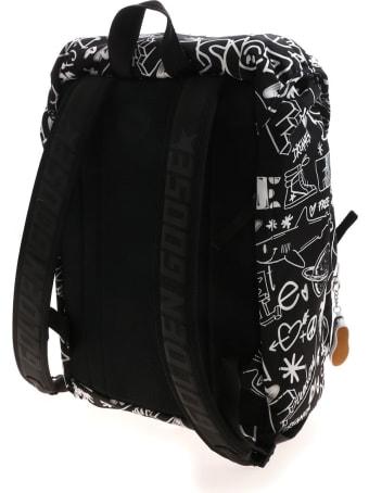 Golden Goose Journey Backpack