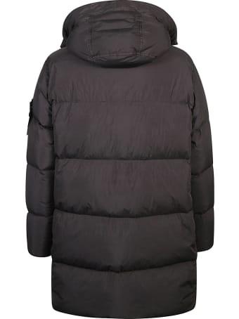 Stone Island Chest Zip Pocket Padded Jacket