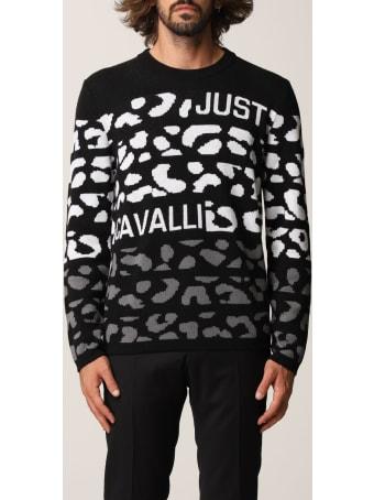 Just Cavalli Sweater Sweater Men Just Cavalli