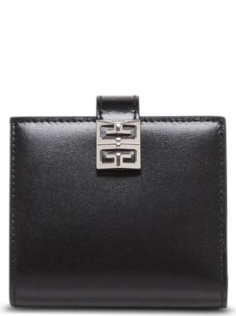 Givenchy Bifold Wallet With 4g Logo