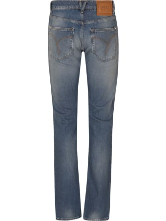 Versace Skinny Fit Jeans