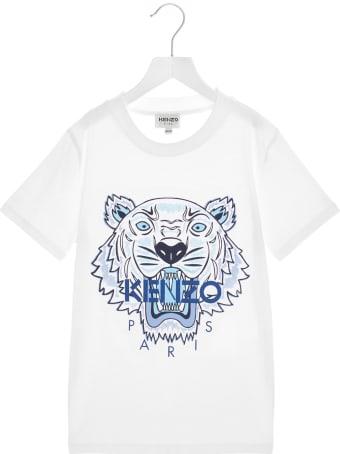 Kenzo Kids 'tiger Crest' T-shirt