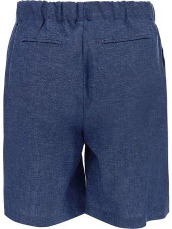 Silted Coffin Bermuda Shorts