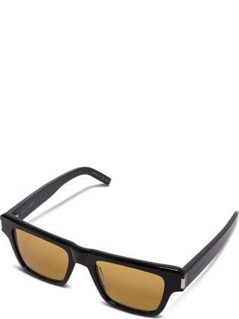 Saint Laurent Sl469 Black Sunglasses