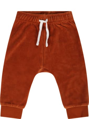 Molo Brown Sweatpant For Baby Kids