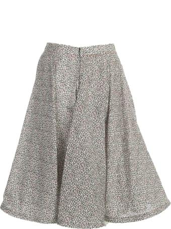 Vìen Floral Print Skirt