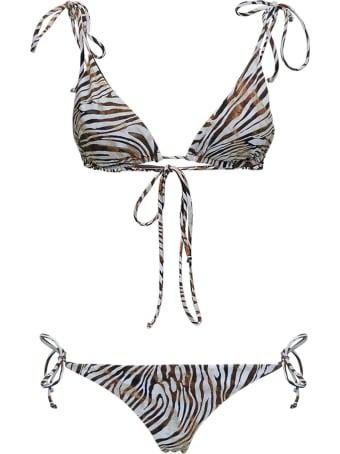 Le Petit Réve Kai Zebra Bikini