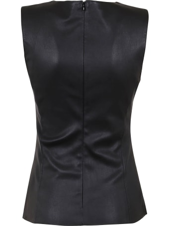 DROMe Leather Top