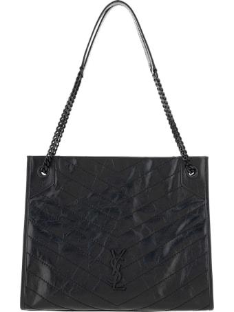 Saint Laurent Medium Niki Shoulder Bag
